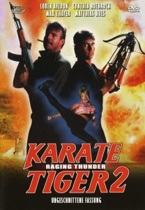 "Corey Yuen's ""No Retreat, No Surrender 2"" (1987) - aka ""Karate Tiger 2"""