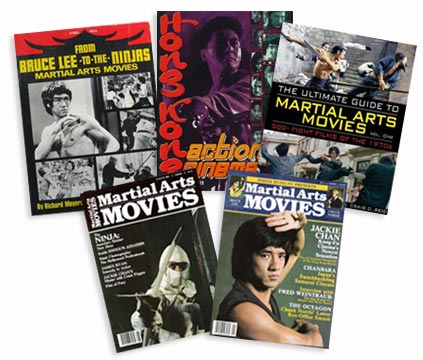 From Bruce Lee To Ninjas, Hong Kong Action Cinema, Martial Arts Movies