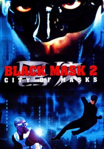 """Black Mask 2: City of Masks"" International Theatrical Poster"
