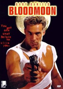 """Bloodmoon"" American DVD Cover"