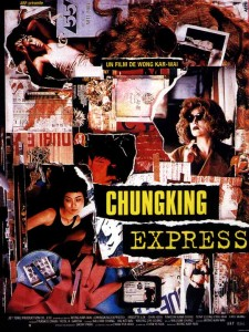 """Chungking Express"" French Theatrical Poster"