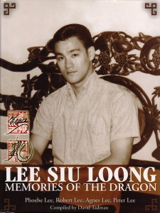 "2004 book ""Lee Siu Loong"" Memories of the Dragon Bruce Lee,"" which Robert Lee co-authored with Phoebe Lee, Agnes Lee and Peter Lee."
