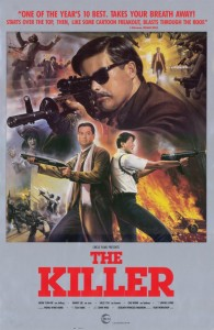 """The Killer"" UK Theatrical Poster"