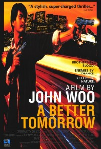"""A Better Tomorrow"" International Theatrical Poster"
