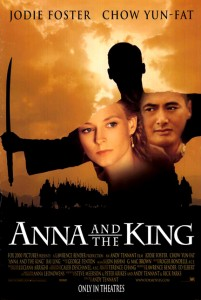 """Anna and the King"" American Theatrical Poster"
