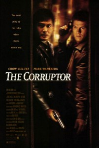 """The Corruptor"" US Theatrical Poster"