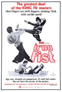 """Duel of the Iron Fist"" American Theatrical Poster"
