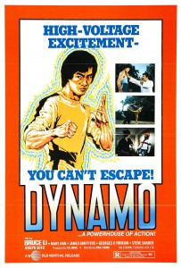 """Dynamo"" US Theatrical Poster"
