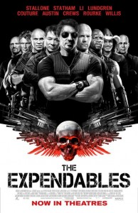 """The Expendables"" US Theatrical Poster"