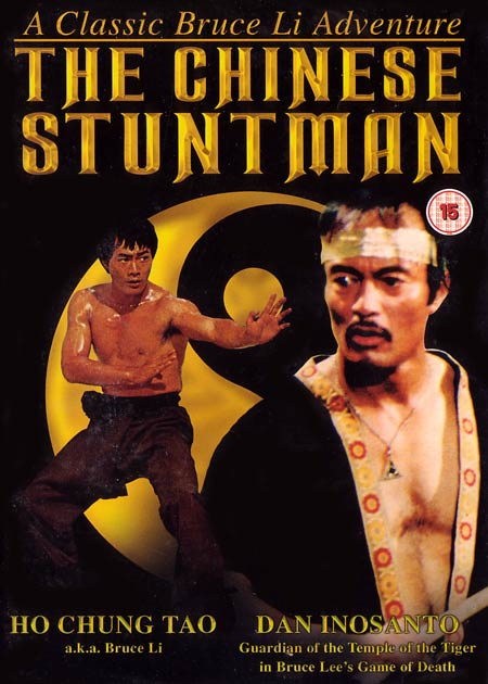 The Chinese Stuntman Cover
