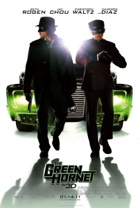 """""""The Green Hornet"""" US Theatrical Poster"""