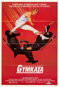 """""""Gymkata"""" American Theatrical Poster"""