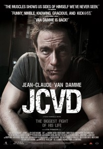 """""""JCVD"""" US Theatrical Poster"""