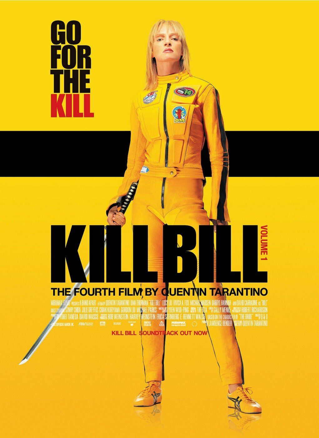 Kill Bill: Vol. 1 movies