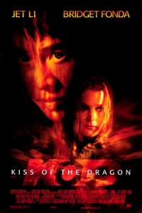 """Kiss of the Dragon"" American Theatrical Poster"