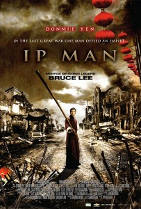 """Ip Man"" US Theatrical Poster"