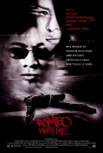"""Romeo Must Die"" American Theatrical Poster"