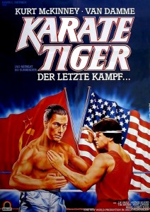 """No Retreat, No Surrender"" and its sequels were known as ""Karate Tiger"" in other countries."