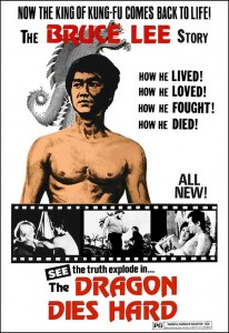 """""""Bruce Lee: A Dragon Story"""" US Theatrical Poster"""