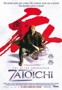 """""""Zatoichi"""" American Theatrical Poster"""