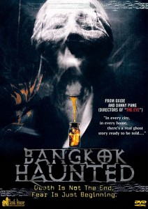 """Bangkok Haunted"" US DVD Cover"