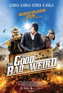 """The Good, The Bad, The Weird"" US Theatrical Poster"