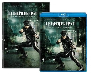 Legend of the Fist: The Return of Chen Zhen DVD/Blu-ray (Well Go USA)
