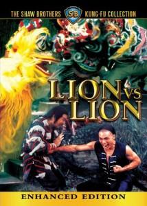 Lion Vs Lion DVD (Tokyo Shock)