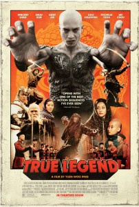 """True Legend"" American Theatrical Poster"