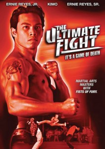 The Ultimate Fight DVD (Lions Gate)