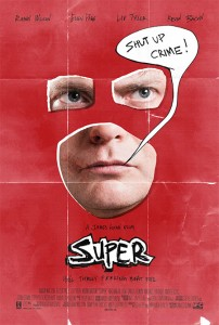 """Super"" American Theatrical Poster"