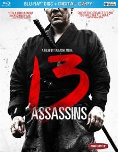 13 Assassins Blu-ray/DVD (Magnolia)