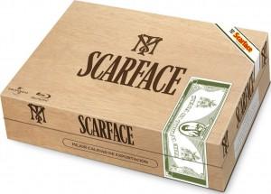 Scarface Limited Edition Humidor Blu-ray (Universal)