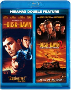 From Dusk Till Dawn 1 & 2 Double Feature Blu-ray (Echo Bridge)