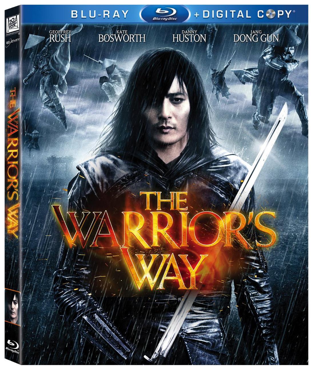 The Warriors Gate Full Movie Dual Audio: The Warrior's Way Blu-ray/DVD (Fox)