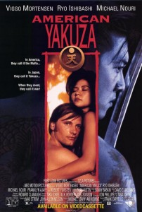 """American Yakuza"" American Promotion Poster"