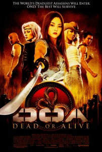 """""""DOA: Dead or Alive"""" American Theatrical Poster"""