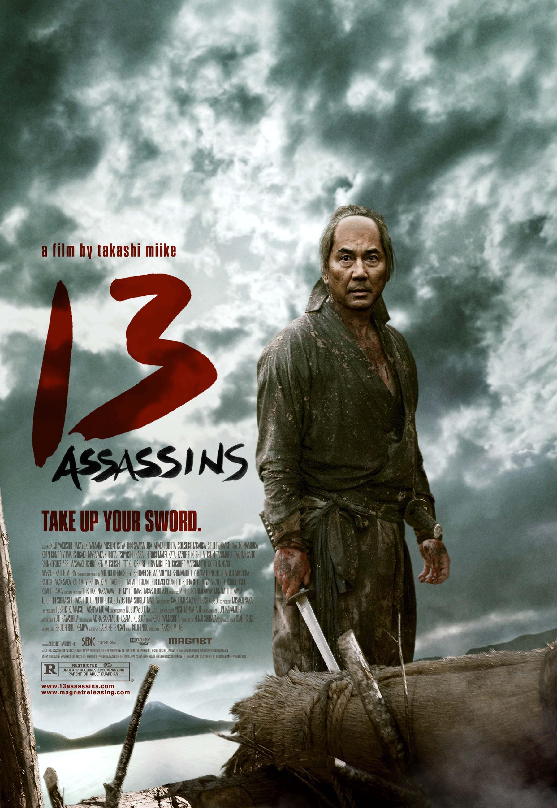 13 assassins 2010 review cityonfirecom