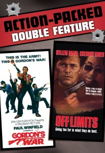 Action-Packed Double Feature: Gordon's War/Off Limits DVD (Shout!)