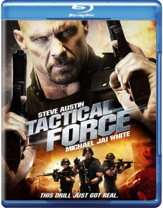 Tactical Force Blu-ray/DVD (Vivendi)