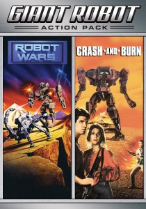 Giant Robot Action Pack: Crash and Burn/Robot Wars DVD (Shout!)