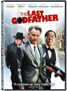 The Last Godfather aka The Dumb Mafia DVD (Lionsgate)