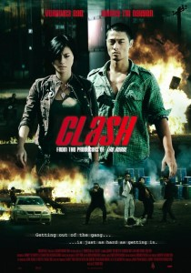 """Clash"" International Theatrical Poster"