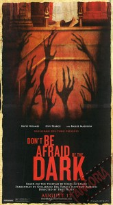 """Don't Be Afraid of the Dark"" Poster (courtesy of Fangoria)"
