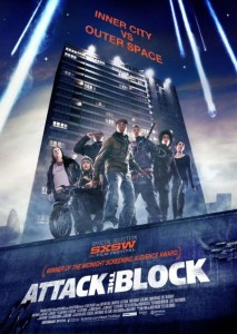 """Attack the Block"" Teaser Poster"