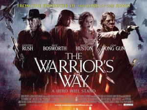"""The Warrior's Way"" UK Theatrical Poster"