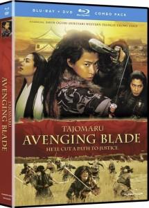 Tajomaru: Avenging Blade Blu-ray/DVD (Funimation)
