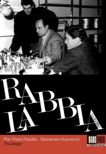 The Anger aka La Rabbia DVD (Raro)