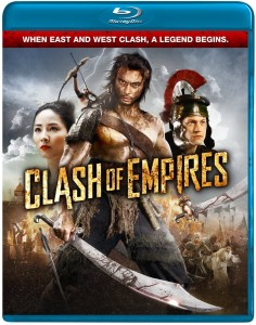 Clash of Empires aka Malay Chronicles: Bloodlines Blu-ray/DVD (Image)
