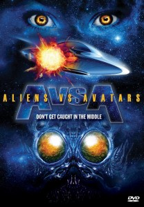 Aliens vs. Avatars DVD (Tempe Video)